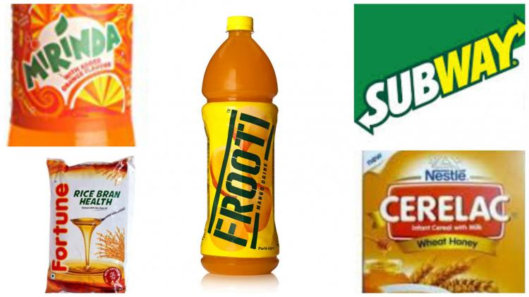 From baby food to savoury snacks - a list of all items found unfit for consumption