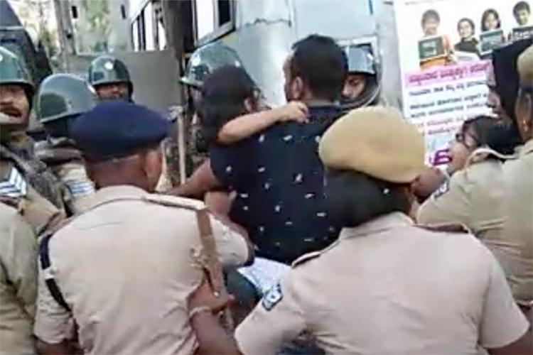 Mangaluru man harassed by police in viral December video booked for violence