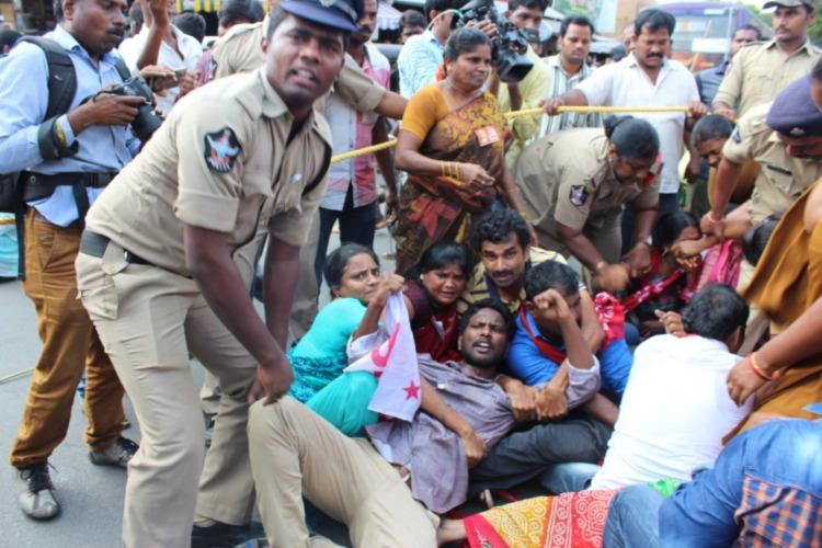 AP opposition calls for Kadapa bandh on June 29 as Centre says no to steel plant