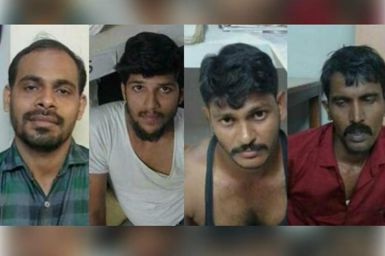 Four SDPI workers arrested for RSS mans murder in Kannur