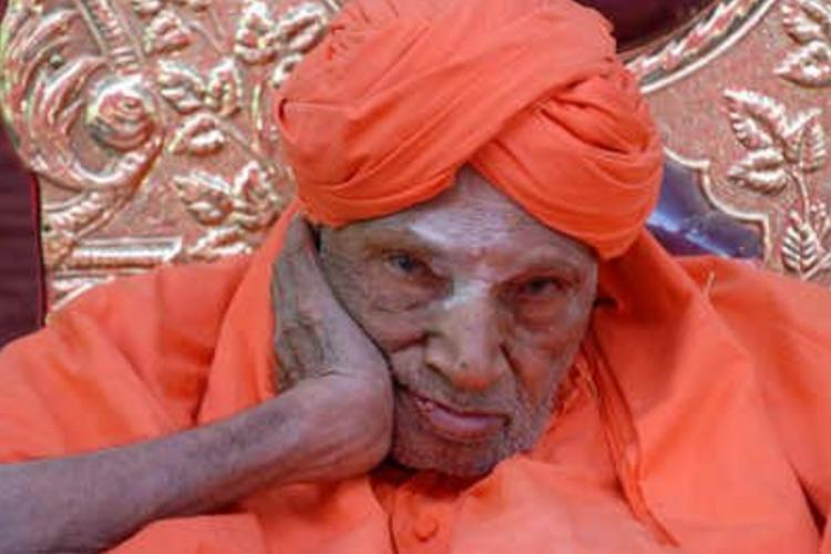The walking god is no more': Karnataka leaders mourn Siddaganga