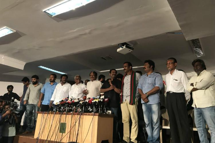 Wont allow IPL match in Chennai on April 20 Seeman Bharathiraja others announce