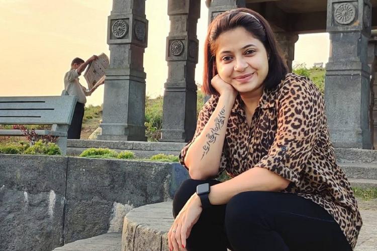 Seetha Lakshmi Facebook photo