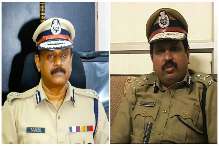 DGP Senkumar and Tomin Thachankary at loggerheads over lack of funds for road safety