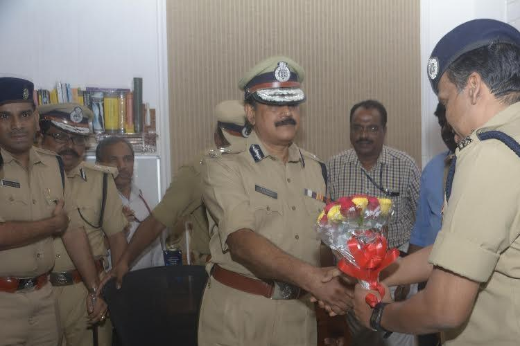 Almost a year after he was shunted out TP Senkumar back as Kerala DGP