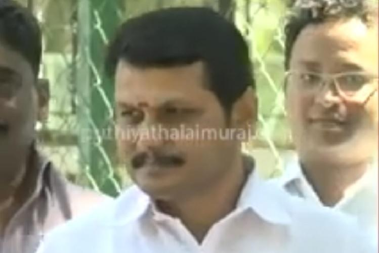 TTV Dhinakaran party leader Senthil Balaji set to defect to DMK confirm sources
