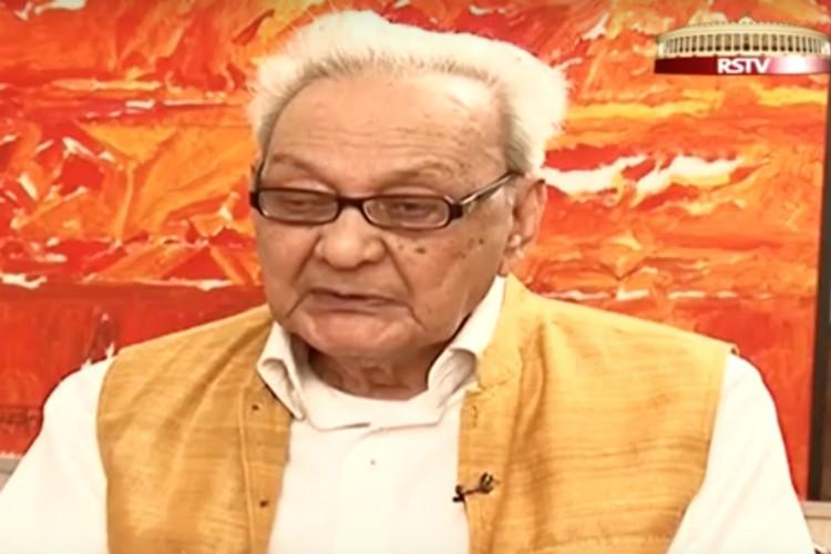 Modern Indian artist S H Raza passes away