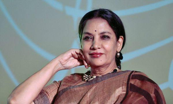 CBFC should only classify films not censor or certify Shabana Azmi