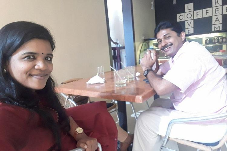 Were close friends says MLA Swaraj taking on harassers in Shani Prabhakaran row