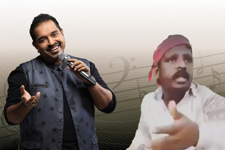 Kerala daily wager singing Shankar Mahadevan song goes viral gets call from hit singer