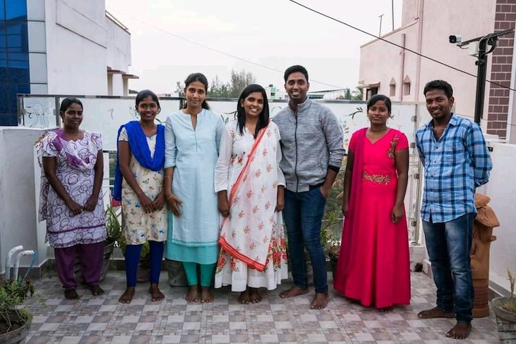 This Chennai woman earns Rs 15 lakh monthly selling sarees via an online network
