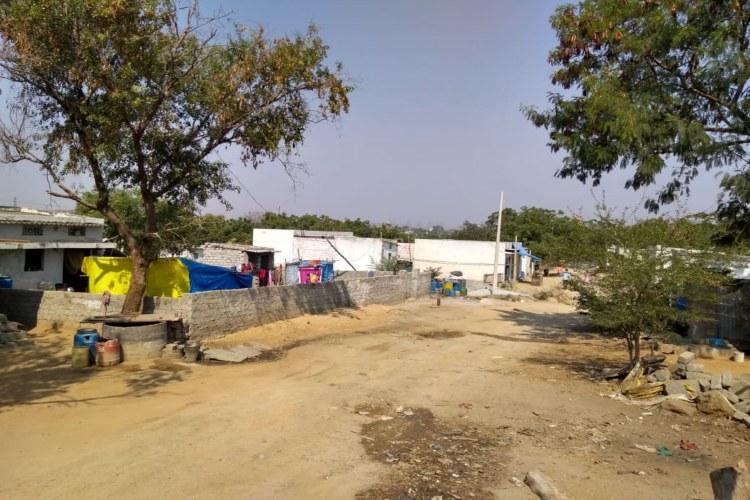 Telangana polls This neglected slum near Hyderabads dump yard vows to re-elect TRS