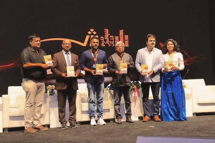 Malayalam cine stars talk books patriotism and feminism at Sharjah Book Fair