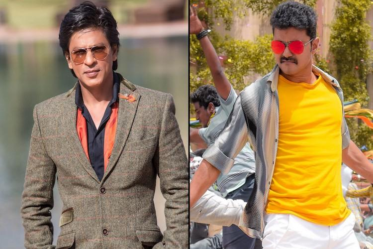 Shah Rukh Khan to shake a leg with Vijay in Bigil