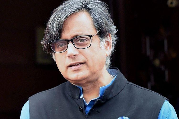 Getting condolence calls When a tweet named Shashi Tharoor instead of Kapoor