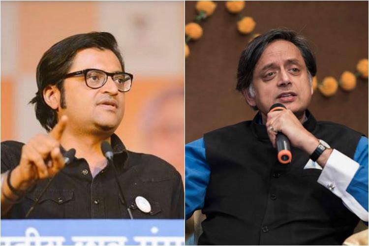 Stick to facts bring down the rhetoric Delhi HC allows Arnab to report on Sunandas death