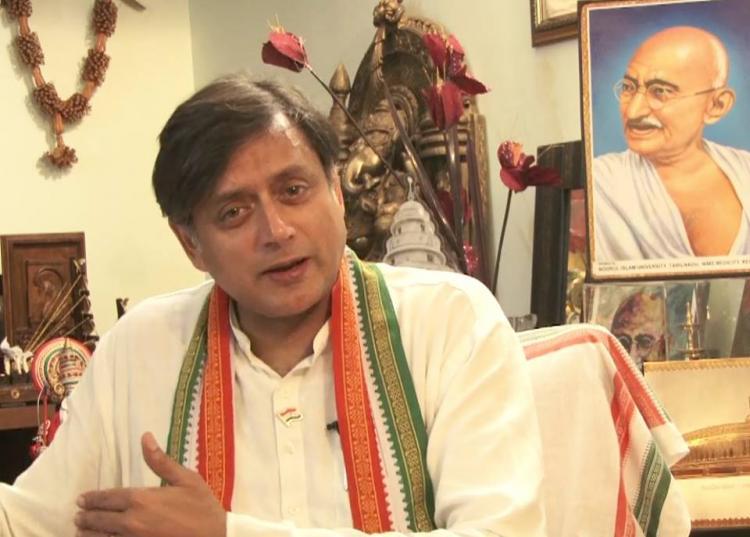 Sahitya Akademi row Returning awards amounts to dishonouring recognition says Shashi Tharoor