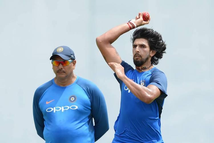 This team will never give excuses of conditions or pitch Shastri on practice match row