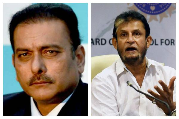Race for the post of Indian cricket coach Shastri Sandeep Patil among 57 applicants