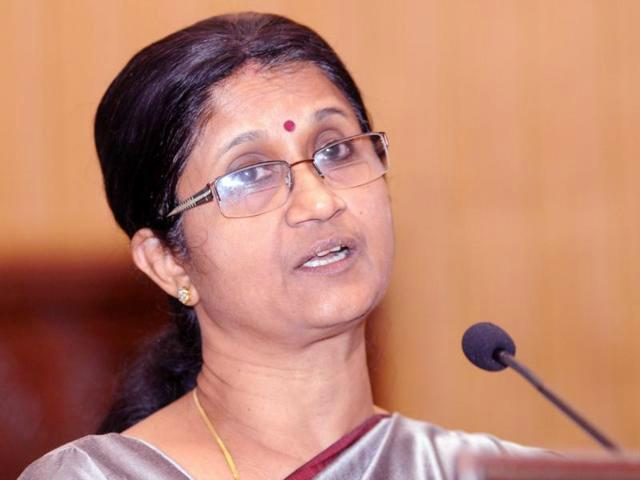 Wave of change in TN govt Jayas trusted advisor Sheela Balakrishnan and others shown the door