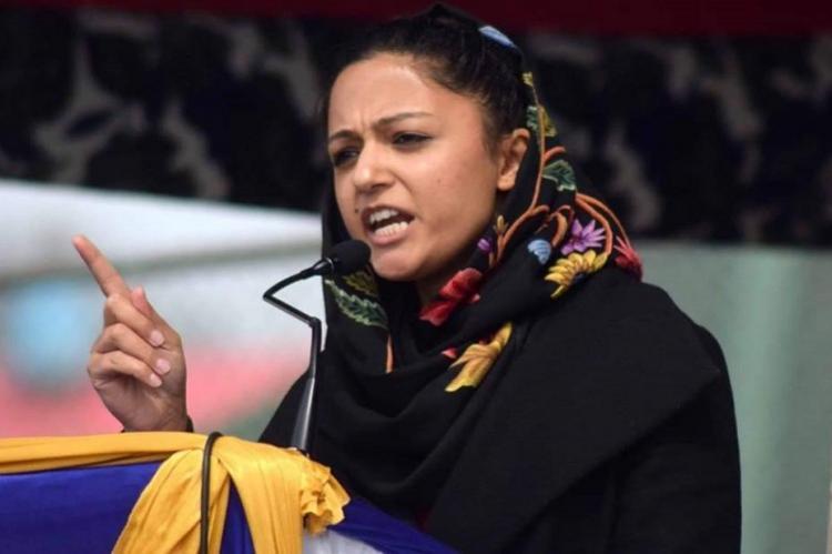 Criminal complaint against Shehla Rashid under sedition charges lawyer seeks arrest