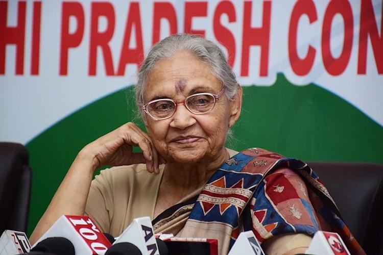 She transformed Delhi Politicians journos celebrities condole Sheila Dikshits demise