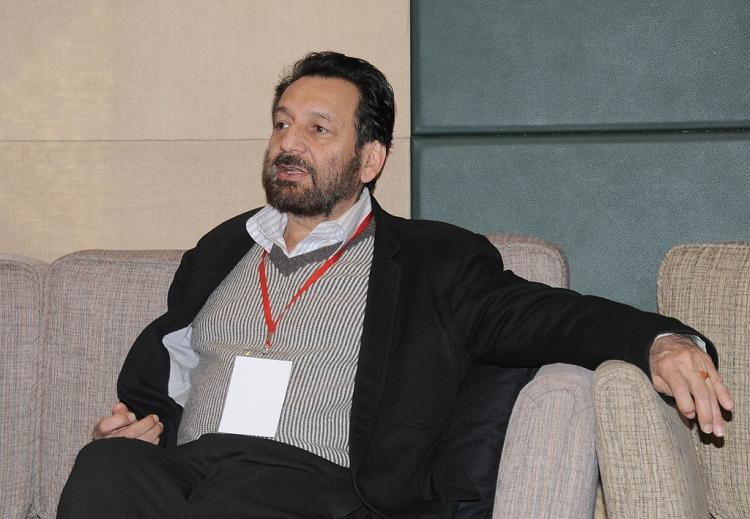 Interview with Shekhar Kapur Relationship between Indian media and society is schizophrenic