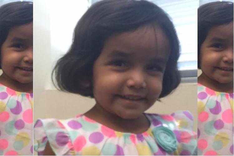 Sherin Mathews disappearance Police find a childs body await official identification