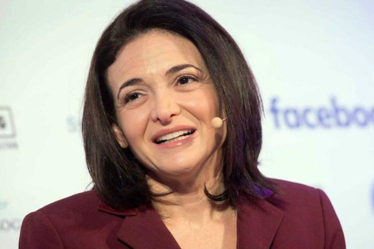 Facebook has zero tolerance policy on sexual harassment COO Sheryl Sandberg