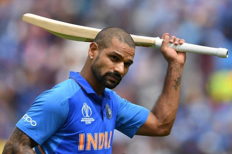 Shikhar Dhawan likely to miss Indias next 2 matches in World Cup due to injury
