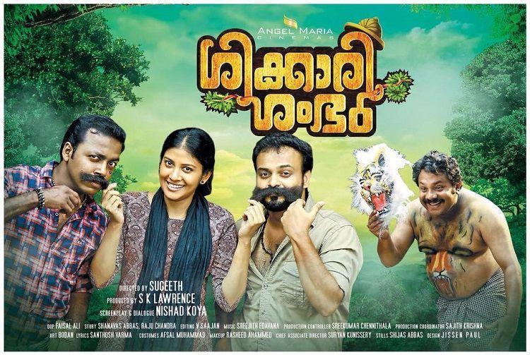 Amar Chitra Katha Sues Malayalam Film Shikkari Shambhu For