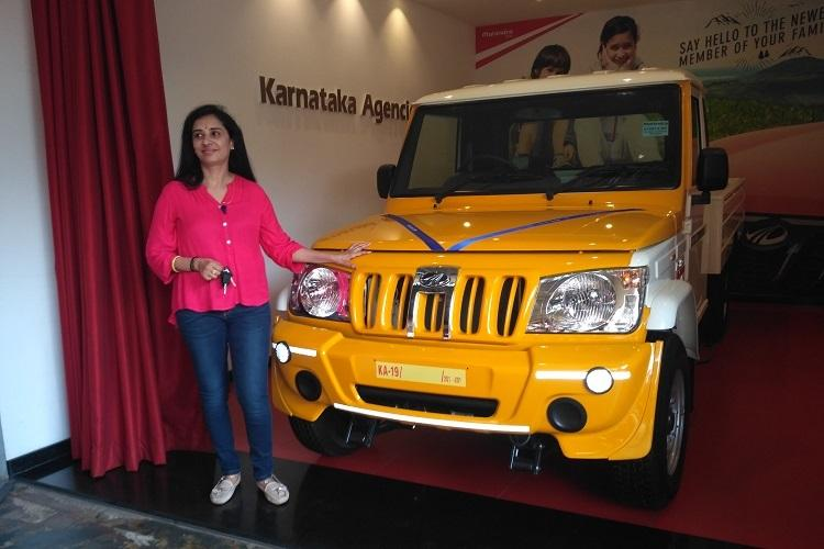 TNM effect Manguluru womans food truck story wows Anand Mahindra she gets a new car