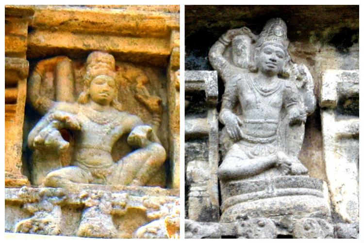 History or fiction These Shiva sculptures look uncannily like Bahubali posters