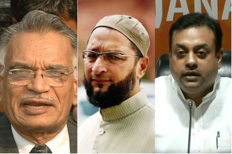 Sonia Rahul Gandhi must apologise BJP slams Cong after Mecca Masjid verdict