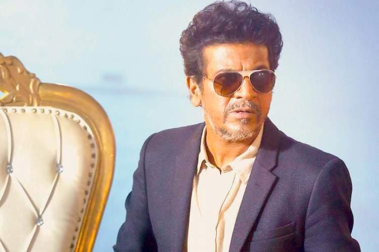 Apprehensive at first Kannada Superstar Shiva Rajkumar decides to star in film titled SRK
