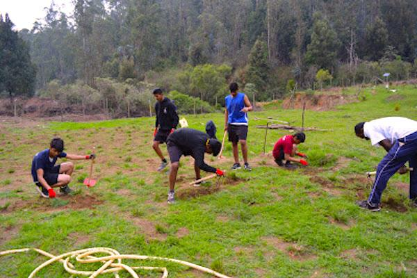 Students of this school are trying to regenerate sholas and grasslands of Nilgiris Heres why