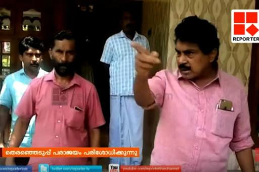 Shoranur MLA raps police over CPIM-RSS clashes video goes viral