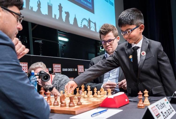 Family of Indian chess prodigy appeals to let him stay in UK