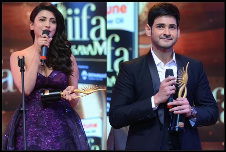 Srimanthudu and Rangitaranga dominate IIFA awards