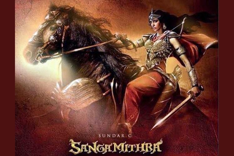 Why Shruti Haasan opted out of Sangamithra