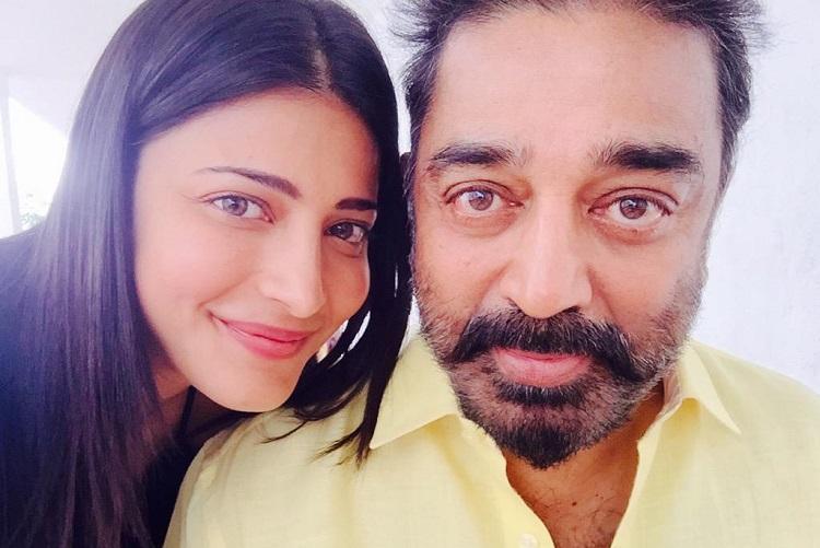 I respect anyone important to my dad Shruti Haasan denies spat with Gautami