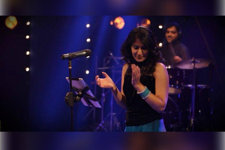 Im in a happy space now Shweta Mohan releases her first indie single Yaavum Enadhe