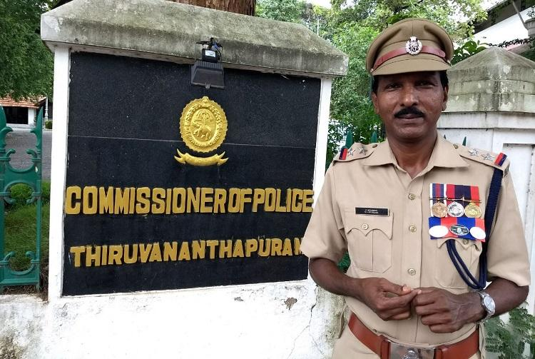 How to be a good cop As he retires after 36 years Kerala policeman pens a book for juniors