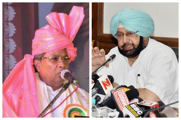 Sikh family assaulted in Bengaluru Punjab CM calls up Siddaramaiah urges him to take action