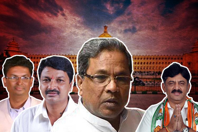 Siddaramaiah mediates between Jarkiholis DK Shivakumar Looking for a comeback