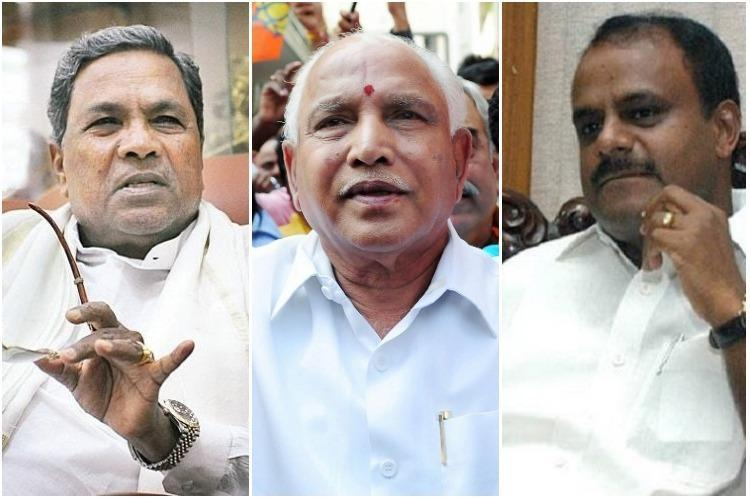 JDS to be kingmaker again Times Now-VPR opinion poll predicts hung assembly