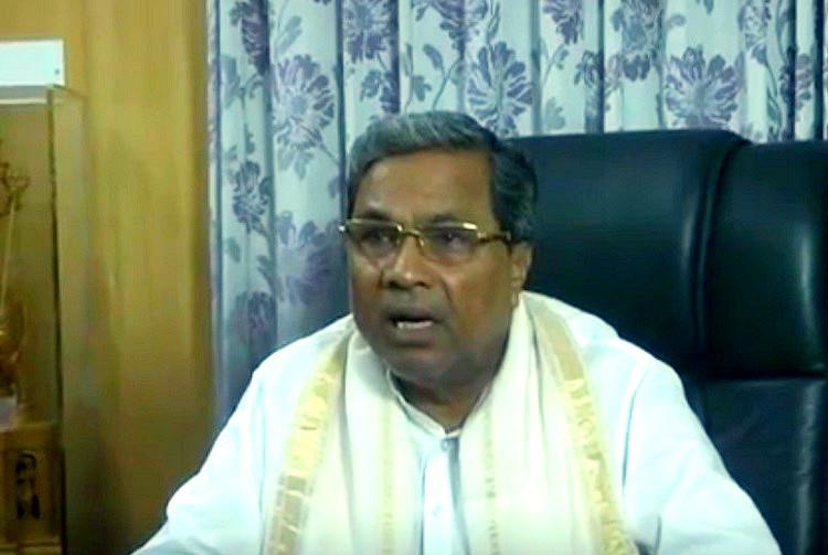 A day after violence broke out Chief Minister Siddaramaiah tells people to maintain peace