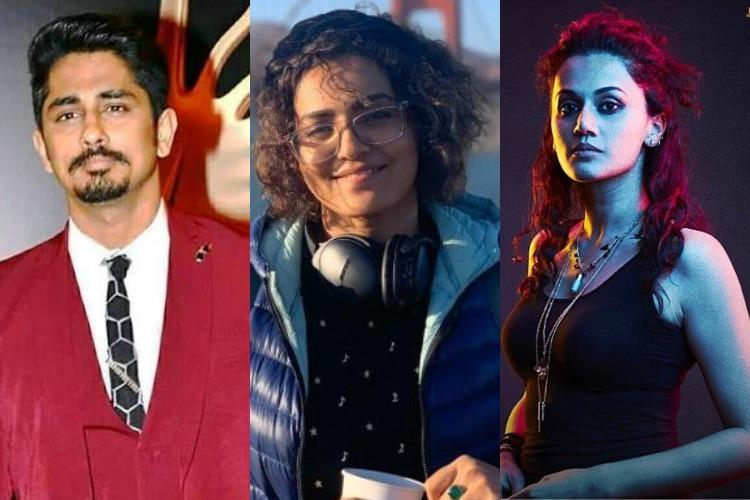 Siddharth Parvathy Taapsee and others condemn police violence against Jamia students