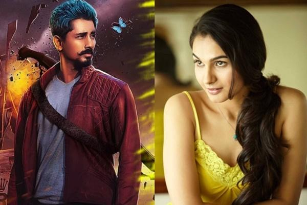 Siddharth and Andrea to team up for trilingual