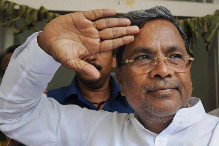 Former Karnataka CM Siddaramaiah discharged from hospital four days after angioplasty